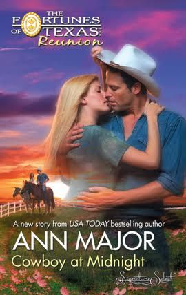 COWBOY AT MIDNIGHT by ANN MAJOR: Steven's smart enough to stay far away from love—he's learned it brings only heartache. But then he meets events planner Amy Burke-Sinclair, with beauty and brains to match—and is just as cautious as he is. He soon changes his mind about the benefits of love and commitment…but could Amy change hers? #AnnMajor #AnnMajorClassics #contemporary #contemporaryromance #love #passion #book #amreading #romance #romancenovel #romanceread #GreatReads #cowboy #novel…