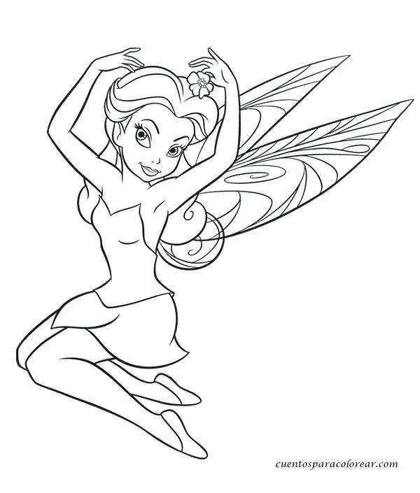 colorear personajes de disney para e gratis dibujos para colorear en ...
