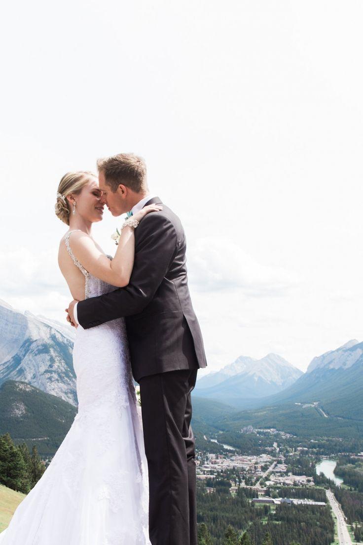 Banff summer wedding from Raraa Photography