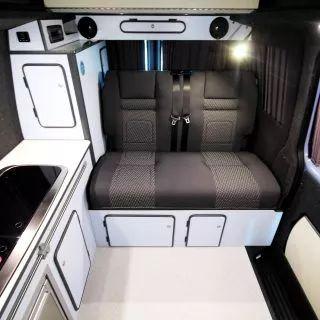 VW Transporter Campervan Camper Conversion Vanworx Volkswagen T4 T5 VW California