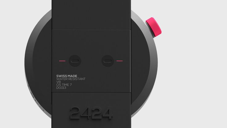 Watch by Maxence Couthier & Yann Dekneuvel | LLGD.net