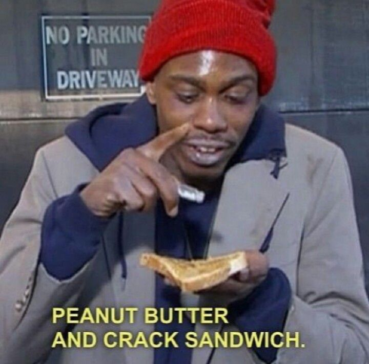 Hahaa Tyrone Biggums From The Chappelle Show