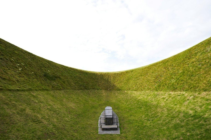Visit the amazing Crater by James Turrell in the Irish Sky Garden which is on Liss Ard Estate itself!