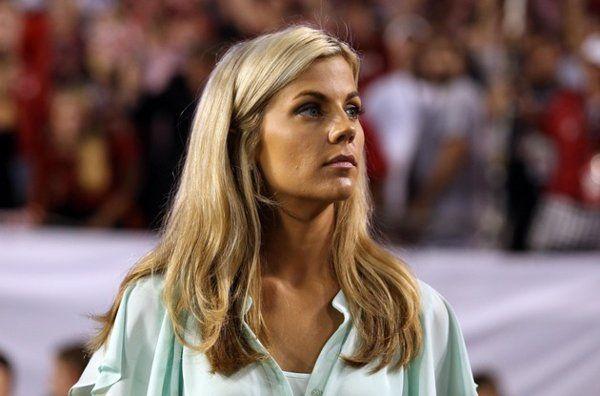 Christian Ponder and wife Samantha Ponder ate Arby's on their wedding night | Shutdown Corner - Yahoo! Sports