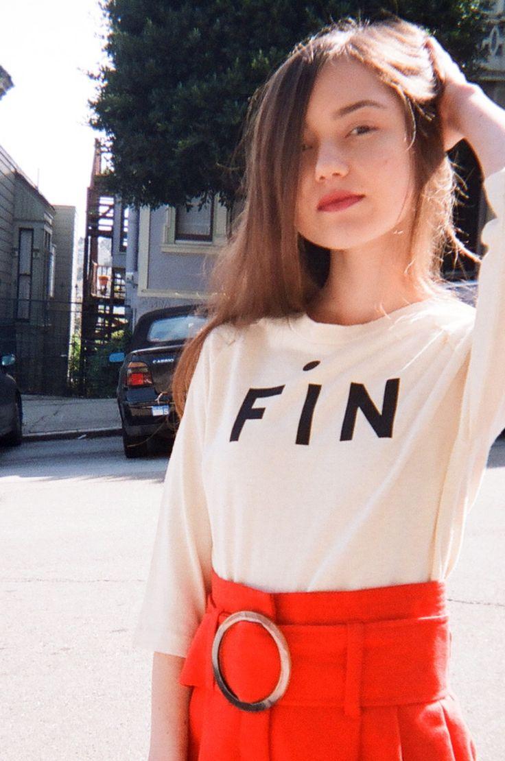 Fín T-shirt.