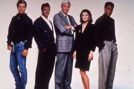 Mission : impossible,- Antony Hamilton, Thaao Penghlis, Peter Graves, Jane Badler & Phil Morris