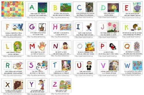 abecedari-rodolins https://picasaweb.google.com/107667365391722481376/ABACEDARIENRODOLINS