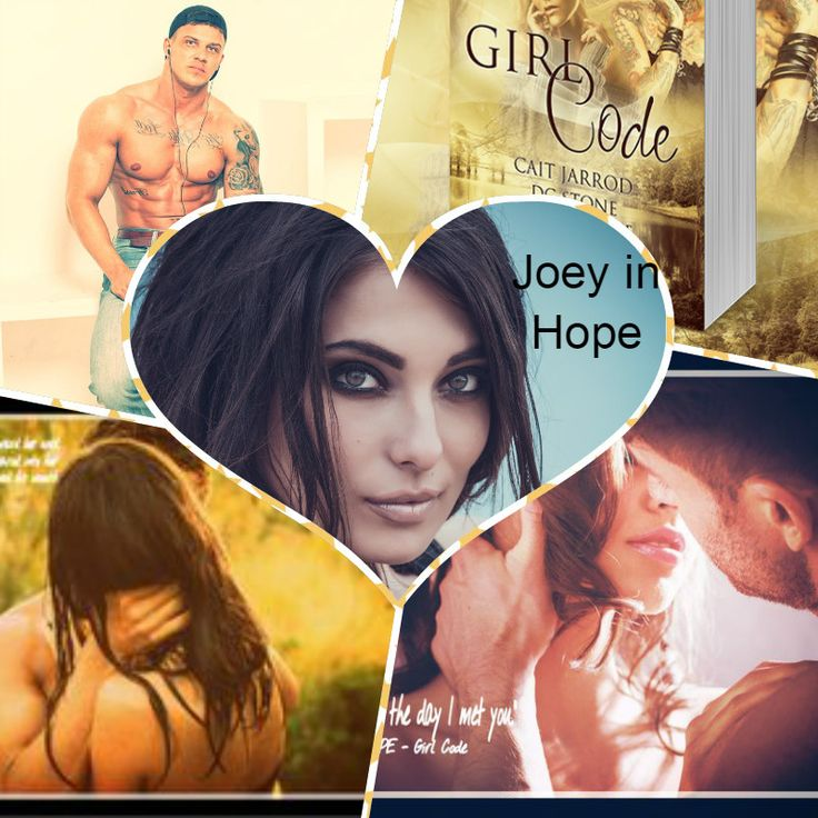 Girl Code: An anthology-JOEY IN HOPE by Jessica Jayne