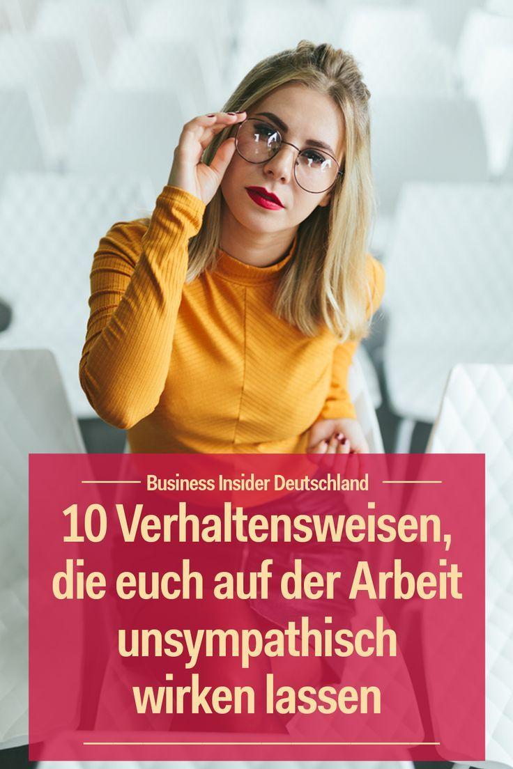 10 Verhaltensweisen Die Euch Auf Der Arbeit Unsympathisch Wirken Lassen Und Eure Chance Auf Eine Beforderung Ruinieren Kindisches Verhalten Arbeit Berufe Mit Zukunft
