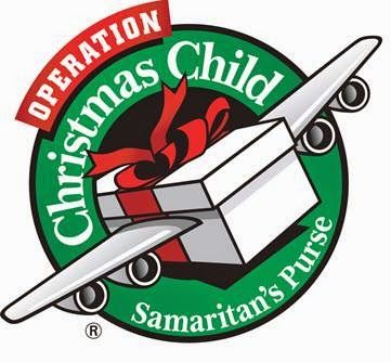 Giving Back and getting the kids involved at Christmas. #operationchristmaschild