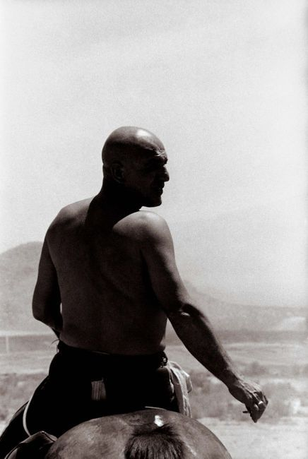 "Telly Savalas in ""McKenna's Gold"" (1967) - Shaw Family Archives, Work"
