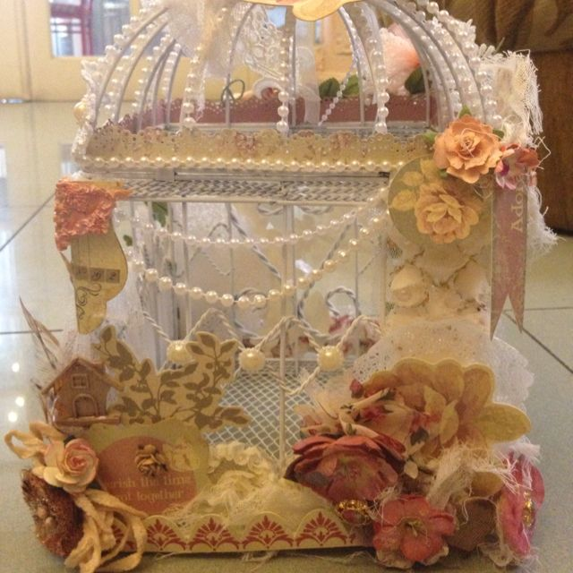 125 Best What 2 Do With A BIRDCAGE Images On Pinterest