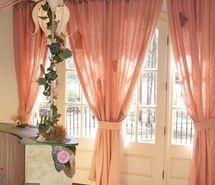 Amazing Pink Girls Bedroom Ideas With Indoor Tree