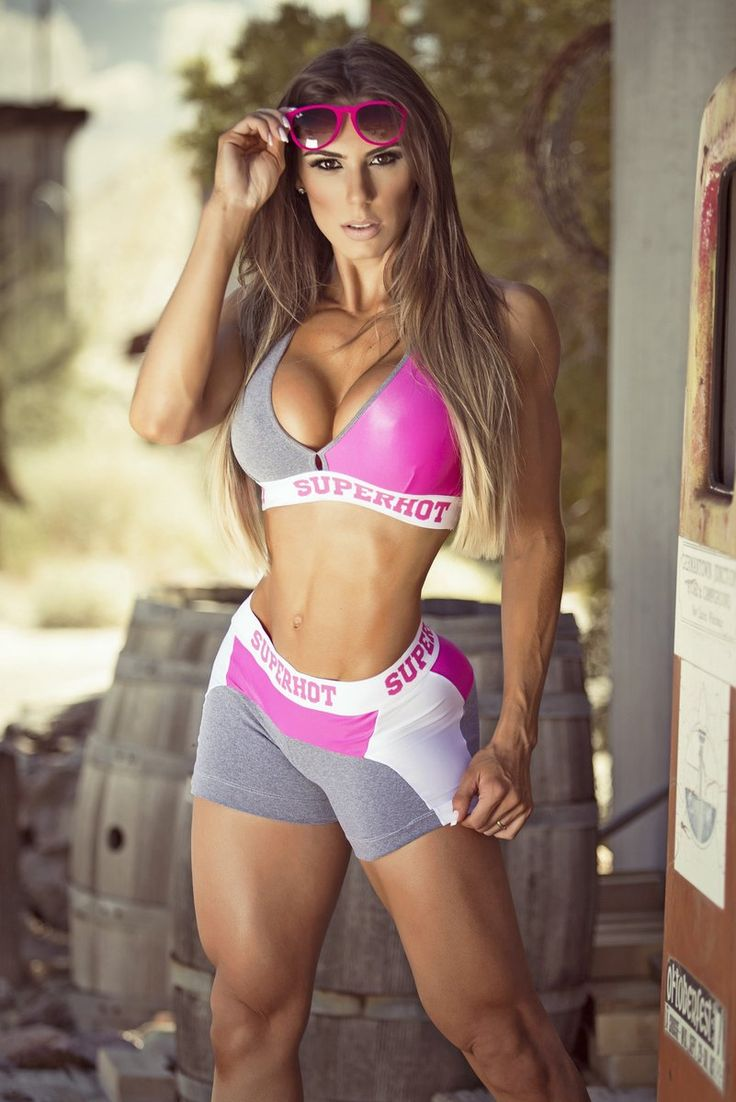 Fitness and adult model