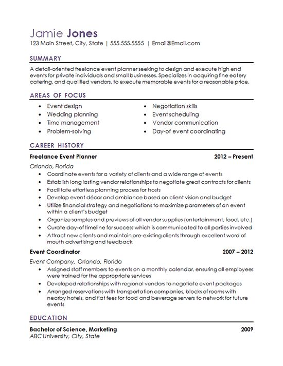 catering manager resume resume examples