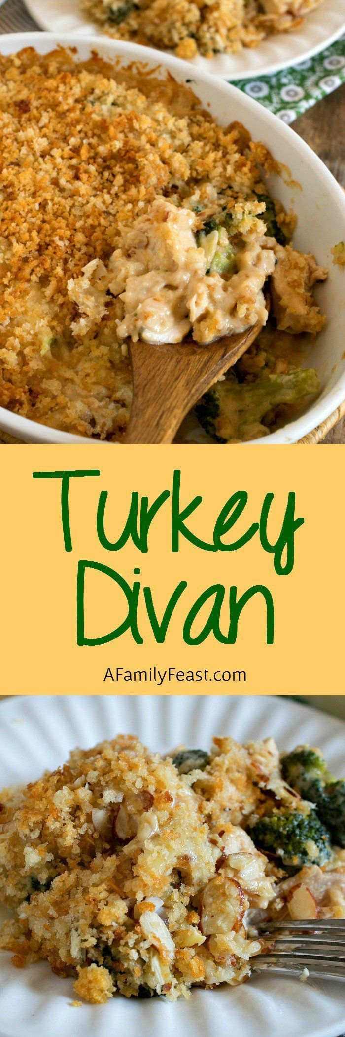 Our Turkey Divan recipe is a delicious from-scratch version of a classic dish that dates back to the early 1900's. Perfect for Thanksgiving leftovers.