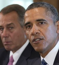 President Obama and House Speaker John Boehner have a lot to do.