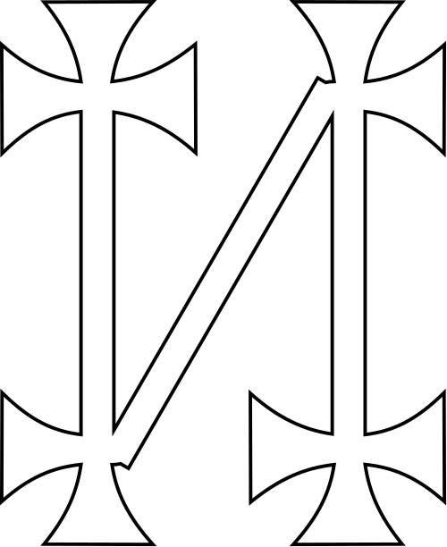 Pre-heraldic mark of Pomians.  -  https://www.facebook.com/photo.php?fbid=1474909756114581