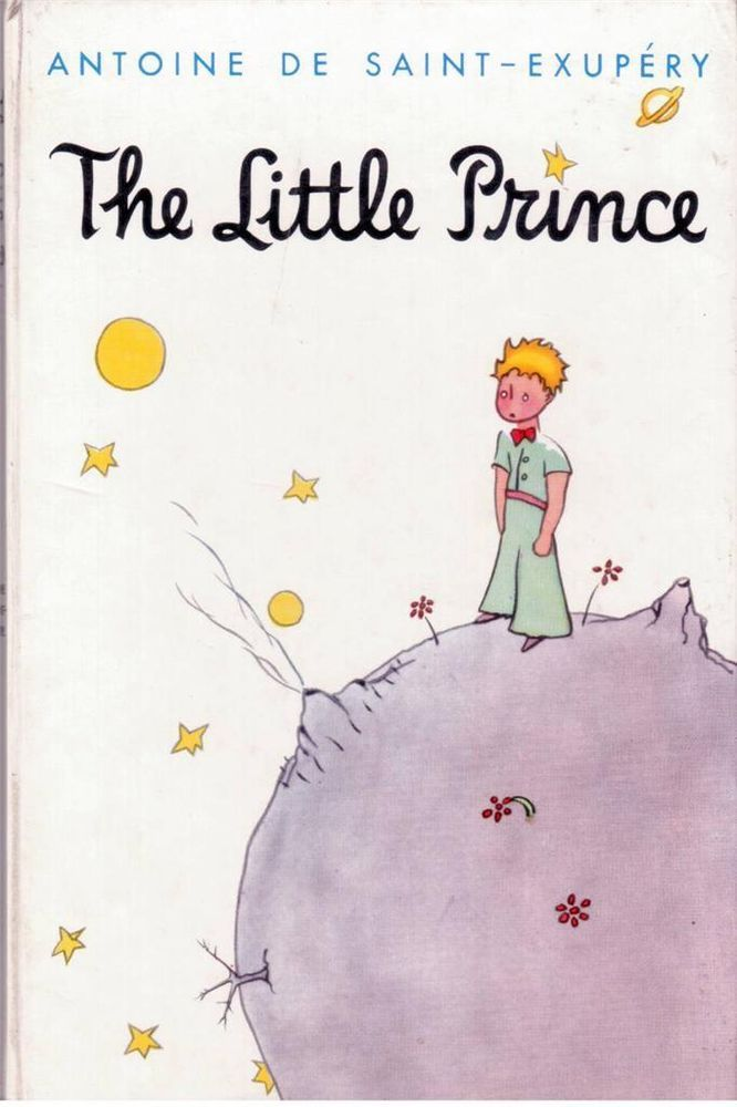 The Little Prince by Antoine De Saint-Exupery - S/Hand - Hardcover