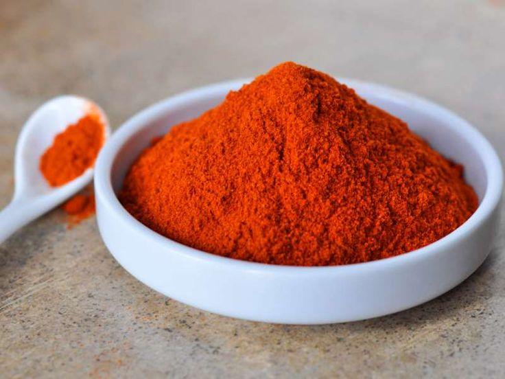 Η σκόνη πάπρικας μπορεί να σταματήσει την αιμορραγία μέσα σε 15 δευτερόλεπτα