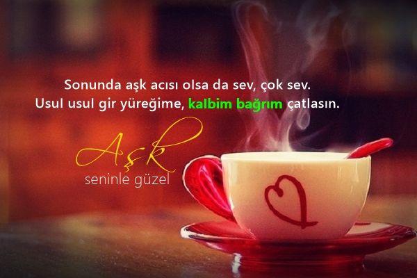 Aşk seninle güzell...