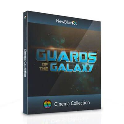 NewBlueFX Cinema Collection for Titler Pro
