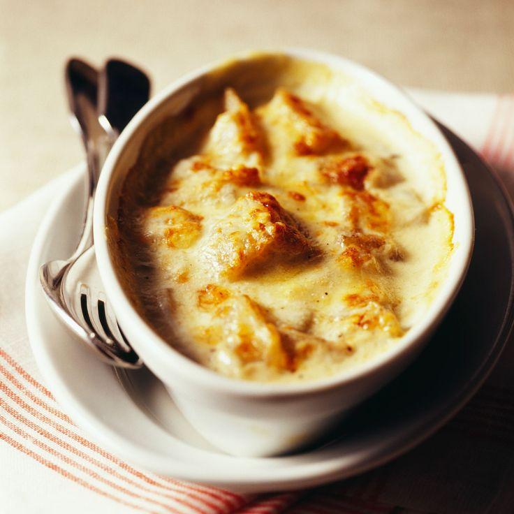 Découvrez la recette Gratin de cardons de Mémé sur cuisineactuelle.fr.