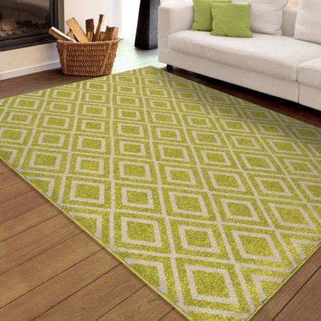 Orian Rugs Bright Colors Diamonds Diamond Fencing Green Area Rug57 best Rugs images on Pinterest   Area rugs  Outlet store and  . Green Living Room Rug. Home Design Ideas