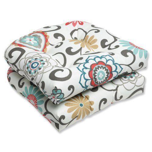 Patio Chair Cushion Pillow Set Outdoor Garden Furniture Comfortable Sofa Home #Unbranded