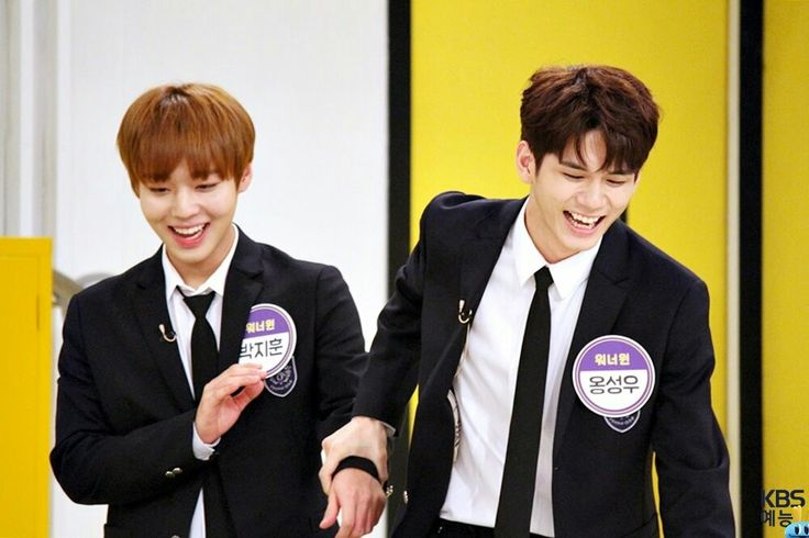 Wanna One in Happy Together 3