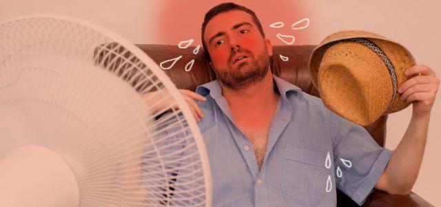 Abkühlen ohne Klimaanlage – das kannst du gegen Hitze in der Wohnung tun
