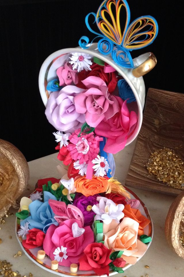 204 best images about crafts with old dishes on pinterest for Craft ideas for old dishes
