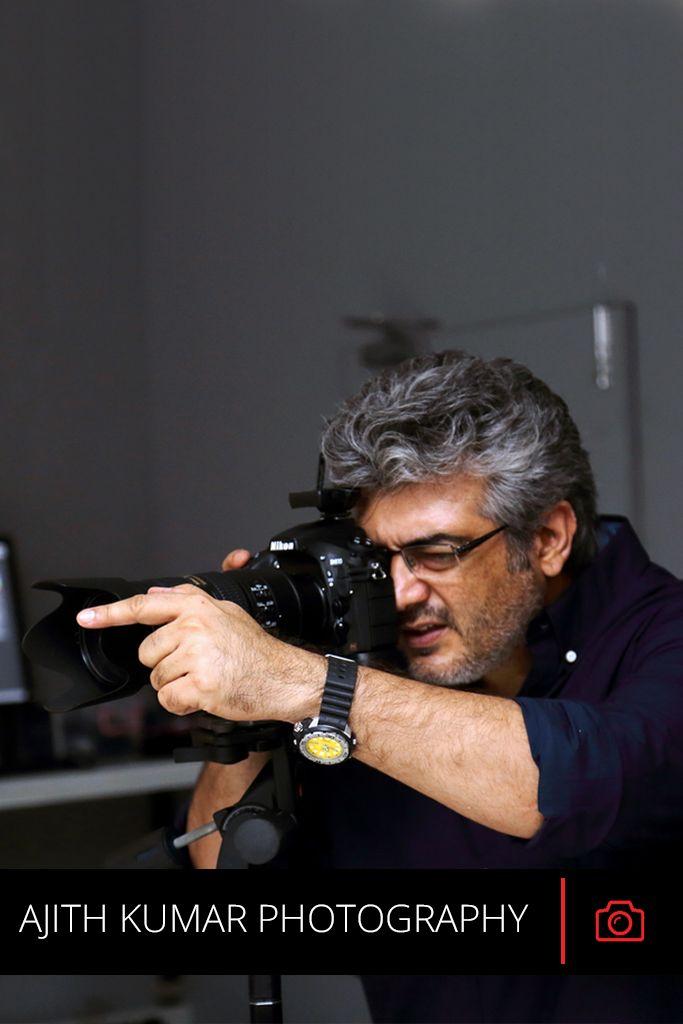 Ajith Kumar Photography | Working Stills