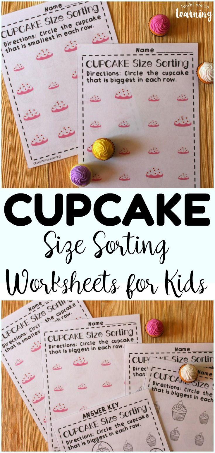 Preschool Worksheets Big And Small Worksheets For Preschool Educational Activities For Kids Homeschool Preschool Activities Preschool Learning Activities [ 1550 x 735 Pixel ]