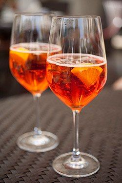 Best places for Spritz in Venice suggested by Sarah for Conde Nast Traveler