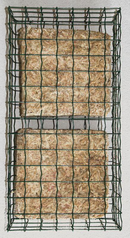 Mur v g tal green mosaic rectangulaire sans plante for Mur vegetal exterieur en kit