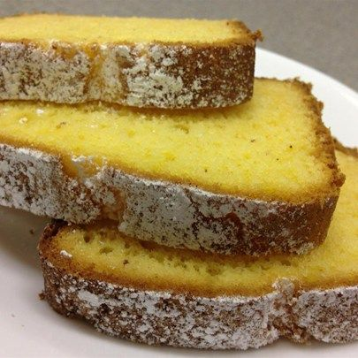 """Easy Eggnog Pound Cake I """"Wow! Great cake the holiday season, the cake was both flavorful and very moist."""""""