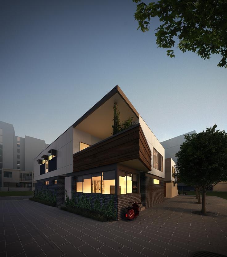 8 Buckley Walk, Victoria Harbour. Luxury 2 level, 4 bedroom freehold home.