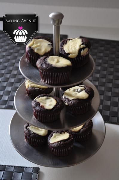 Schokolade trifft Käsekuchen // Chocolate meets Cheesecake