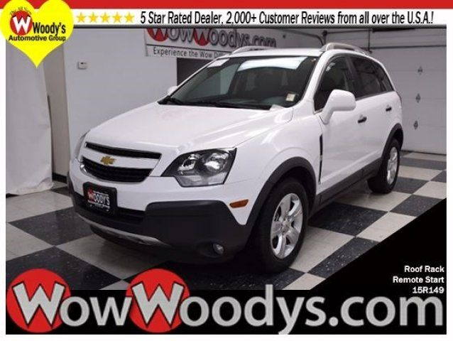 2015 Chevrolet Captiva For Sale in Chillicothe, MO, Kansas City, MO