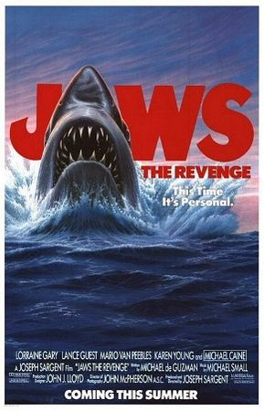 The fourth and (so far) final installment in the Jaws series is often cited as one of the worst movies of all time. It was nominated for seven Golden Raspberry Awards and was made in about nine mon…