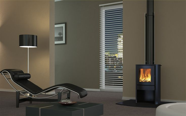 Elegant and Efficient #woodfire #fire #elegantwoodfire