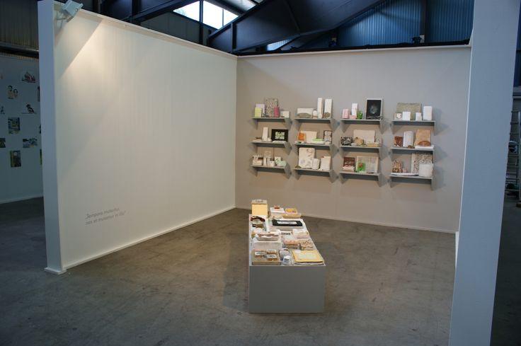 Ausstellungssituation Werkschau Hochschule Design & Kunst, Bachelor Kunst & Vermittlung