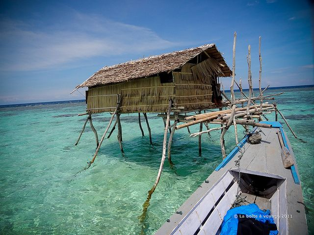 welcome to the hotel california!(: togean islands, sulawesi, indonesia