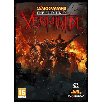 WARHAMMER: END TIMES - VERMINTIDE GOLD PL PC