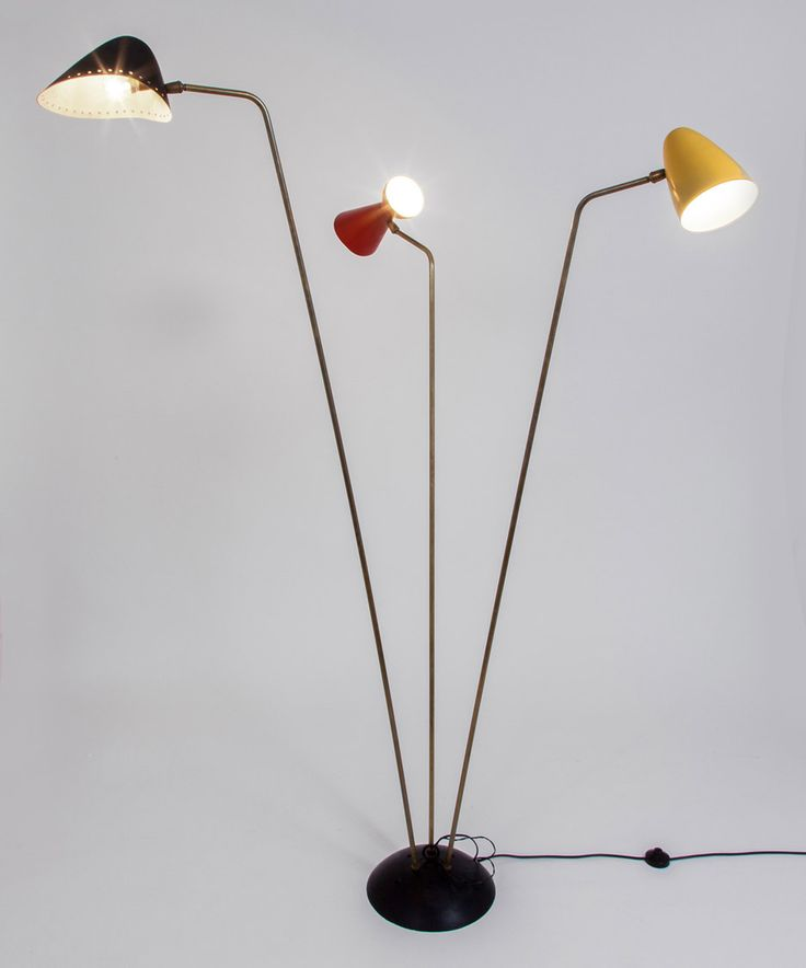 french lighting designers. modernist lamps by midcentury french designers including pierre guariche and jeanboris lacroix lighting g