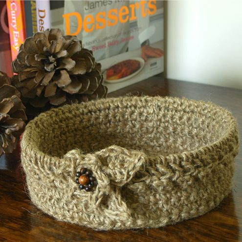 Crochet with Jute Twine | The Poultry Keeper Forums
