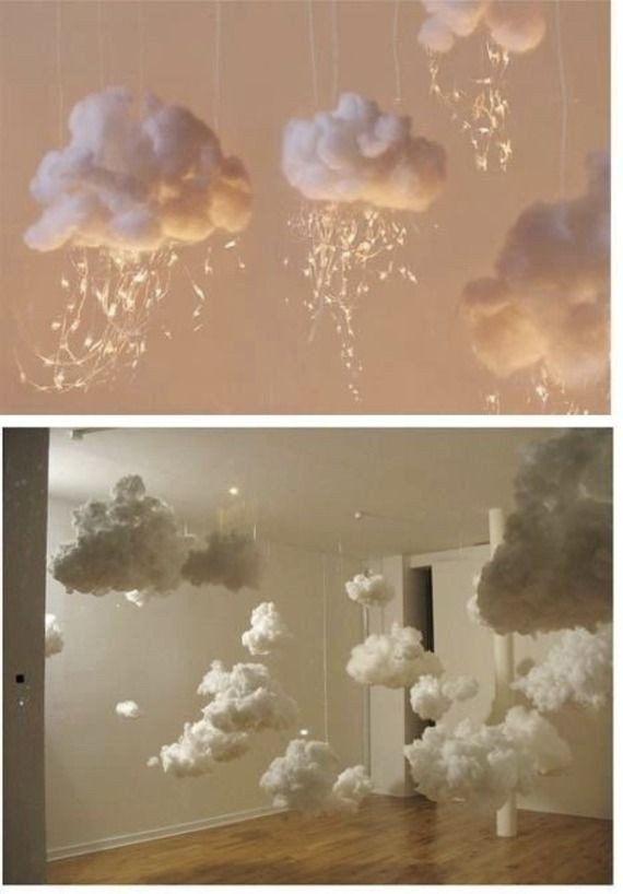 Künstliche Wolken
