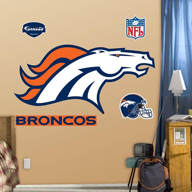 9 best broncos room ideas images on pinterest broncos for Denver broncos bedroom ideas