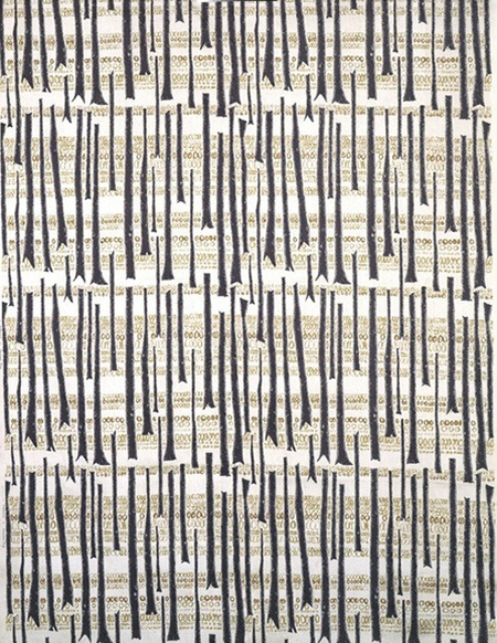 Lucienne Day textile - Forest